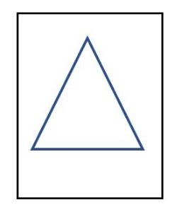 Sketch of a pyramid layout.
