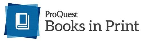 Logo for books in print