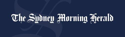 Logo for the Sydney Morning Herald